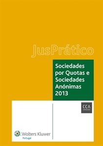 Imagem de JusPrático Sociedades por Quotas e Sociedades Anónimas 2013