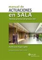 Imagem de Manual de actuaciones en Sala. Técnicas prácticas del proceso civil