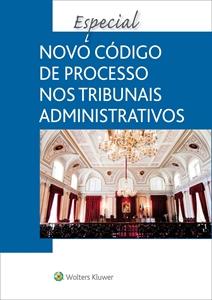 Imagem de Especial Novo Código de Processo nos Tribunais Administrativos