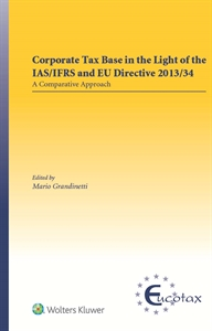Imagem de Corporate Tax Base in the Light of IAS/IFRS and EU Directive 2013/34