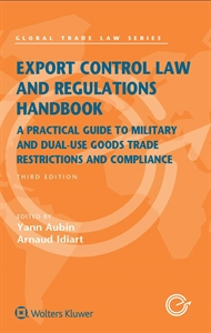 Imagem de Export Control Law and Regulations Handbook