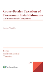 Imagem de Cross-Border Taxation of Permanent Establishments