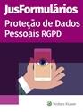 Imagem de JusFormulários Proteção de Dados Pessoais RGPD