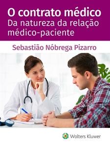 Imagem de O contrato médico. Da natureza da relação médico-paciente